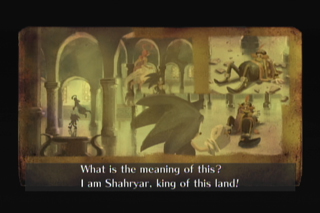 The King is Found! - Played after